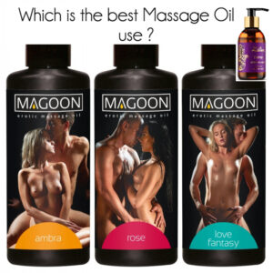 Erotic Massage Oils