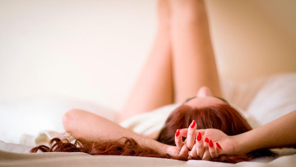 sexy self massage