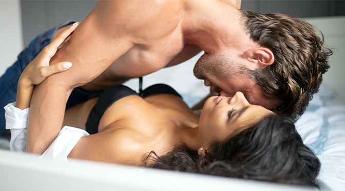 Erogenous Zones That Are Stimulated In an Erotic Massage
